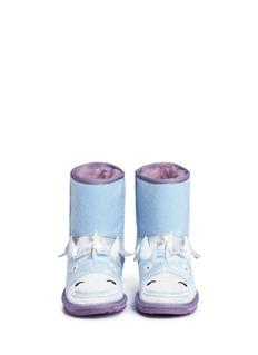 EMU AUSTRALIA Unicorn儿童款独角兽造型短靴