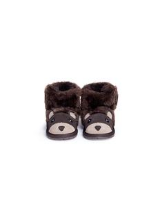 EMU AUSTRALIA 'Bear Walker' Merino wool infant boots