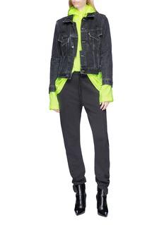 Vetements Deconstructed denim jacket