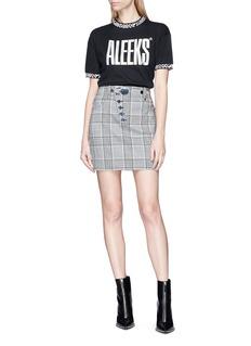 Alyx 'ALEEKS' print T-shirt