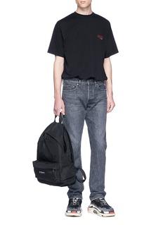 Balenciaga 'Sinners' print oversized T-shirt
