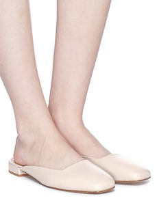 LOQ 'Lucia' leather mules