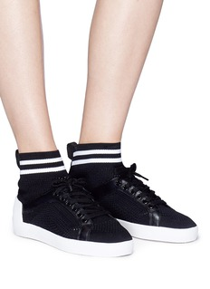 Ash 'Ninja' knit sock sneakers
