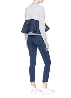 PHVLO Detachable waist belt body sculpting performance leggings