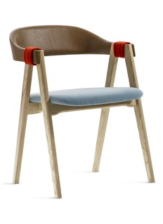 Moroso Mathilda stackable chair