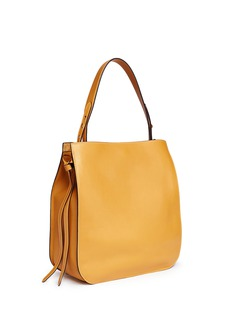 Mulberry 'Amberley Hobo' detachable pouch leather tote