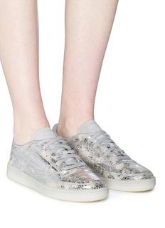 Reebok 'Club C 85 Hype' metallic sneakers
