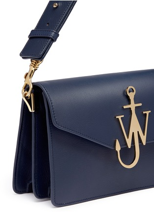- JW Anderson - Logo calfskin shoulder bag