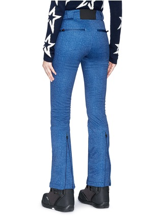 Back View - Click To Enlarge - Perfect Moment - 'Ancelle' high waist ski pants