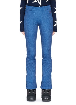 Main View - Click To Enlarge - Perfect Moment - 'Ancelle' high waist ski pants