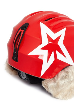 Detail View - Click To Enlarge - Perfect Moment - 'Polar Star' ski helmet