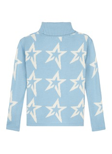 Perfect Moment 'Star Dust' extra fine Merino wool kids sweater