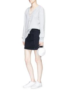 Topshop Denim skirt