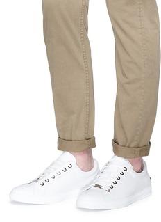 JIMMY CHOO Cash小牛皮运动鞋