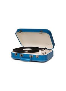 Crosley Radio Coupe portable turntable– Vintage Teal