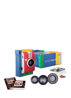 Lomography Lomo'Instant camera, film and lens kit – Murano