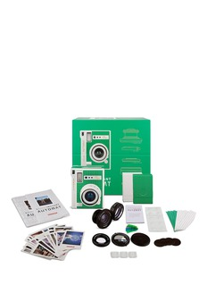 Lomography Lomo'Instant camera, film and lens kit – Cabo Verde