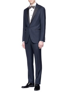 Lanvin 'Attitude' wool tuxedo suit