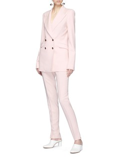 Gabriela Hearst 'Isabel' wool suiting pants