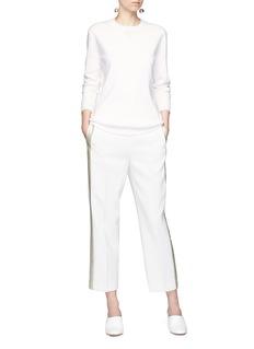 Gabriela Hearst 'Elaine' cashmere blend sweater