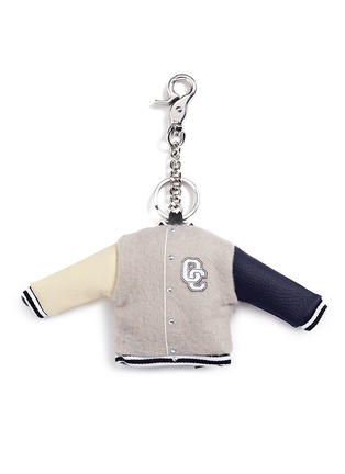 Main View - Click To Enlarge - Opening Ceremony - 'OC Varsity Jacket' keychain
