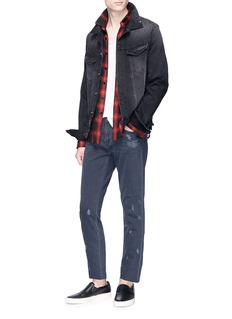J Brand 'Tyler Taper' distressed jeans