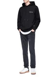 HELMUT LANG 品牌名称纯棉连帽卫衣