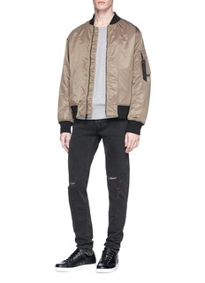 rag & bone 'Manston' military bomber jacket