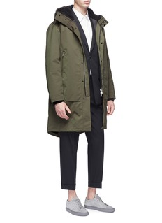 Theory 'Montrose' two-in-one coat and jacket