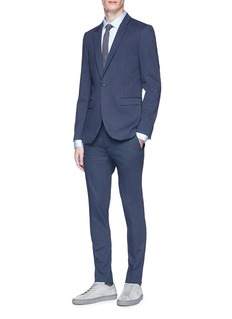 Topman Ultra skinny fit soft blazer