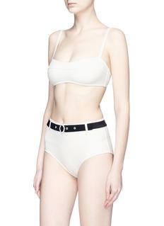 Solid & Striped 'The Quinn' bikini top