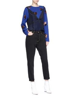 Dries Van Noten 'Perry' slim fit jeans