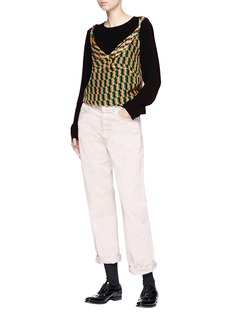 Dries Van Noten 'Pisco' straight leg jeans