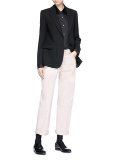 Dries Van Noten 'Blest' wool suiting blazer