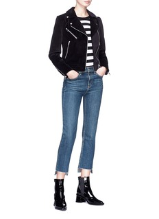 rag & bone/JEAN 'June' stripe knit sweater