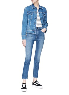 rag & bone/JEAN 'Cigarette' distressed jeans