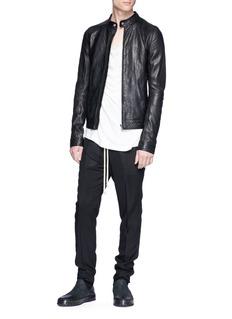 Rick Owens Ram leather jacket