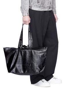Balenciaga 'Carry Shopper' small leather bag