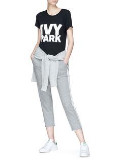 Ivy Park Logo print T-shirt