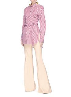 Khaite 'Harriet' flared suiting pants