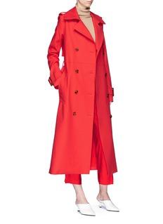Khaite 'Cornelia' trench coat