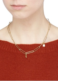 Isabel Marant 'It's All Right' chain necklace