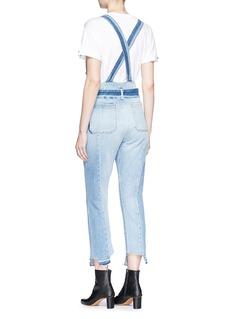 Frame Denim 'Le Overall' in cotton denim