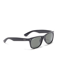 Ray-Ban 'New Wayfarers Classic' acetate square sunglasses
