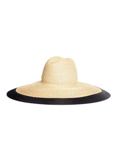 Gigi Burris Millinery 'Mimi' double braid brim panama hat