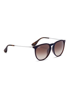 Ray-Ban 'Erika' nylon front metal temple sunglasses