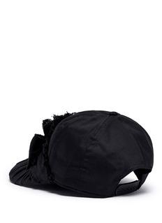 Bernstock Speirs Linen bow baseball cap
