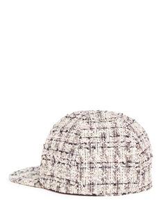Eugenia Kim 'Darien' tweed baseball cap