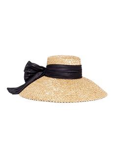 Eugenia Kim 'Mirabel' satin bow sun hat
