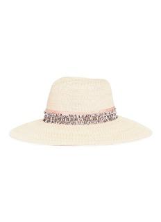 Eugenia Kim 'Emmanuelle' ribbon band straw sun hat
